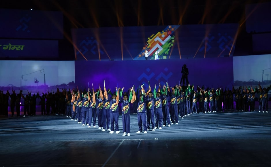 The inaugural Khelo India School Games, seen as a game-changing cog in the wheel that can spin India to international acclaim, will see competitions in 16 disciplines with more than 3700 athletes vying for 199 gold medals. Image Courtesy: Agencies