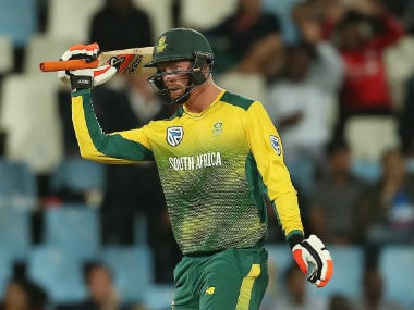 India vs South Africa: Heinrich Klaasen, JP Duminy mastermind Proteas' series-levelling win in 2nd T20I