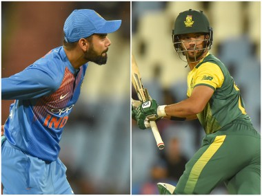 LIVE Cricket Score, India vs South Africa 2018, 3rd T20I at Cape Town: Kohli and Co look to end tour on high