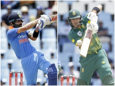 Highlights, India vs South Africa 2018, 4th ODI at Johannesburg, Full Cricket Score: Proteas win by 5 wickets