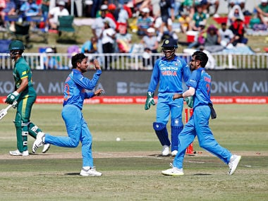 India vs South Africa: MS Dhoni's advice eased 50 per cent of my workload, says Kuldeep Yadav