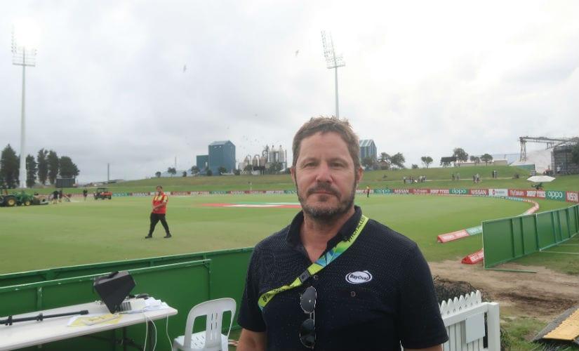 Kelvin Jones, the General Manager for the Bay Oval Trust. Image Courtesy: Snehal Pradhan