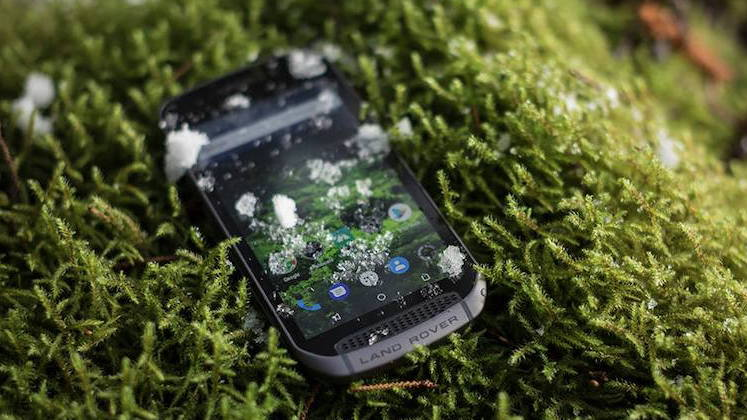 The phone will be built by Bullitt, a company which has build rugged phones in the past.