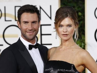 Maroon 5 front-man Adam Levine and wife Behati Prinsloo welcome second baby girl Gio Grace