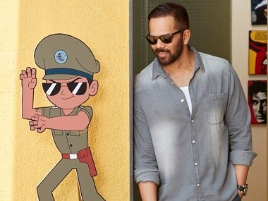 Rohit Shetty ventures into animation with new television series titled Little Singham