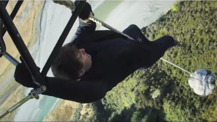 Still from Mission: Impossible - Fallout. YouTube screengrab