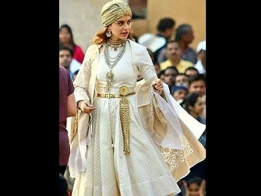 Manikarnika: The Queen of Jhansi — Kangana Ranaut's film reportedly pushed to 3 August