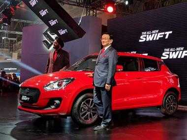 Auto Expo 2018 Day 2 updates: Maruti Suzuki Swift launch keeps the momentum going at India's biggest expo