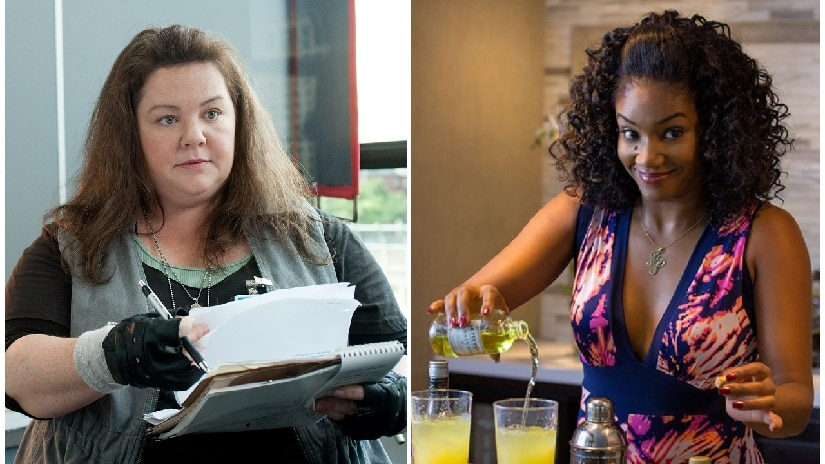 Melissa McCarthy to Star Alongside Tiffany Haddish in New DC Comics Movie