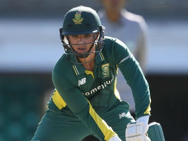 ICC Women's Championship: Mignon du Preez guides South Africa to consolation win over India in 3rd ODI