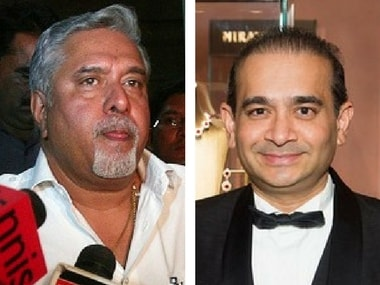 File image of Vijay Mallya and Nirav Modi. Reuters/Facebook