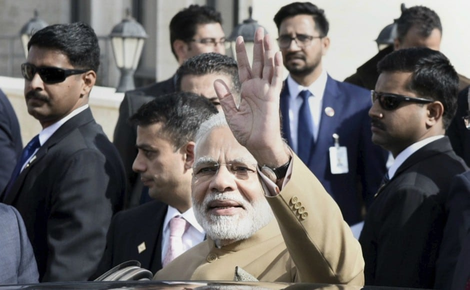 Modi and Abbas are likely to discuss ways to enhance bilateral relations as well as talk about regional and international situations of common concern. PTI