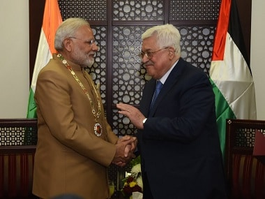 India, Palestine sign six MoUs on education, health during Narendra Modi's visit to Ramallah