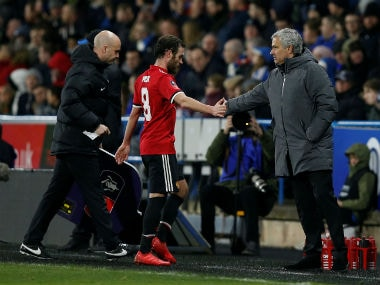 FA Cup: Manchester United boss Jose Mourinho says VAR must be reliable after referee controversially denies Juan Mata goal