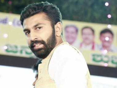 Congress MLA Haris' son surrenders: Karnataka should retain its anger, but BJP is also guilty of abusing power