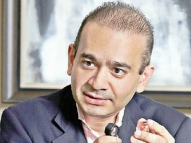 File image of diamond merchant Nirav Modi. News 18
