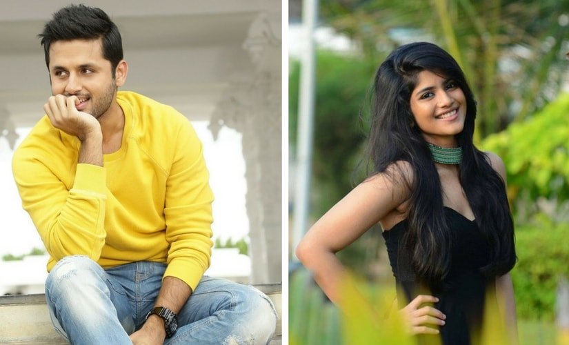 Chal Mohan Ranga first look: Nithiin, Megha Akash star in Krishna Chaitanya's next