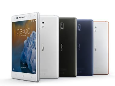 Nokia 3. Image: HMD Global