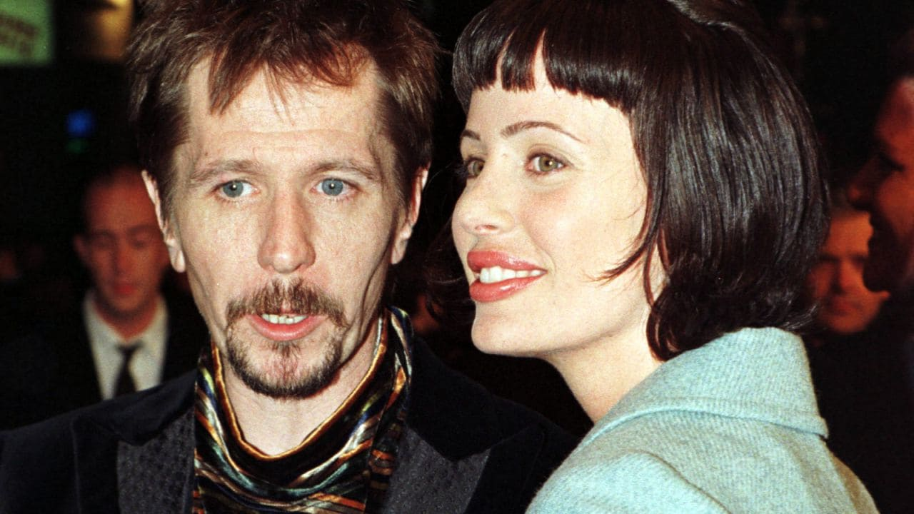 Gary Oldman's ex-wife opens up about the 'darkest hours ...