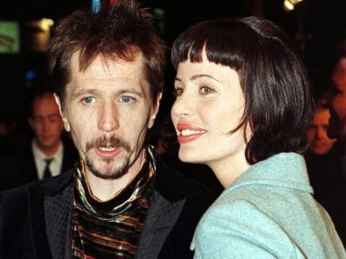Gary Oldman's ex-wife opens up about the 'darkest hours' of her marriage to Oscar-nominated actor