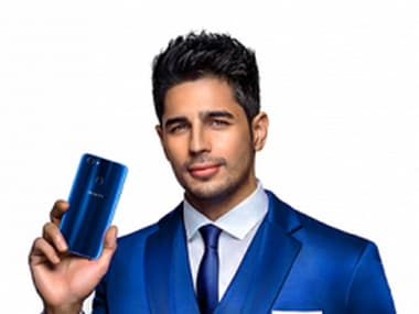 Oppo F5 Sidharth edition. Image: Oppo