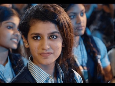Priya Prakash Varrier viral song row: Raza Academy writes to CBFC demanding ban on 'Manikya Malaraya Poovi'