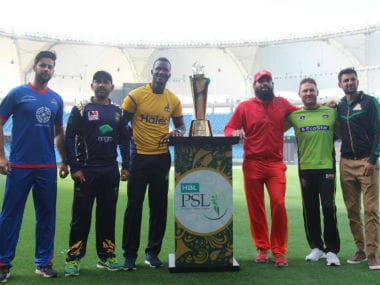 PSL 2018: Teams, schedule, coverage and everything else you need to know about Pakistan's premier Twenty20 league