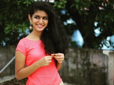 Priya Prakash Varrier reportedly approached for Telugu debut by multiple producers including Dil Raju
