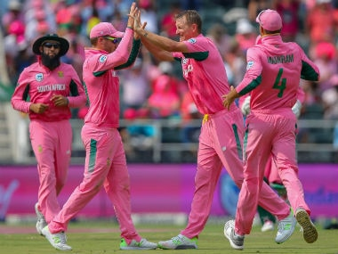 India vs South Africa: Proteas fined for slow over-rate in fouth ODI