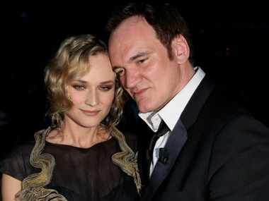 Diane Kruger says 'working with Quentin Tarantino was pure joy', defends Inglourious Basterds choking scene