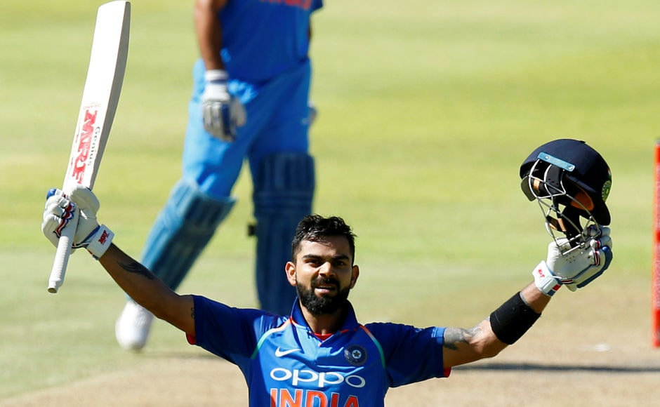 Virat Kohli wrist spinners dazzle in India's 124-run win over South Africa take unassailable 3-0 lead