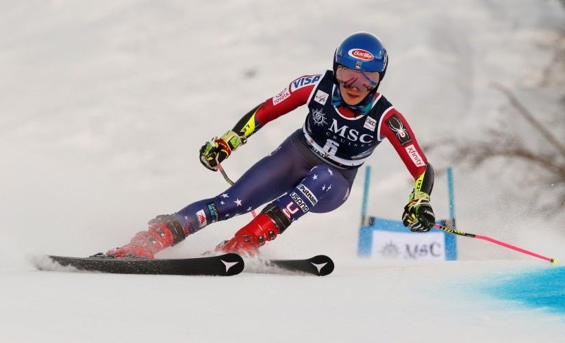Is Lindsey Vonn competing in the 2018 Winter Olympics?