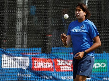 Veteran pacer Jhulan Goswami ruled out of T20I series against South Africa due to heel injury