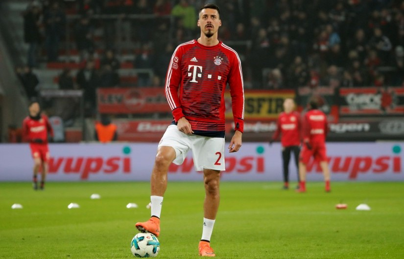 Sandro Wagner moved to Bayern Munich from Hoffenheim for €13 million. Reuters