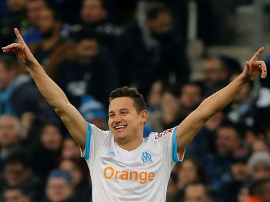 Ligue 1: Florian Thauvin stars as Marseille beat Bordeaux; Claudio Ranieri's Nantes earn draw at Nice