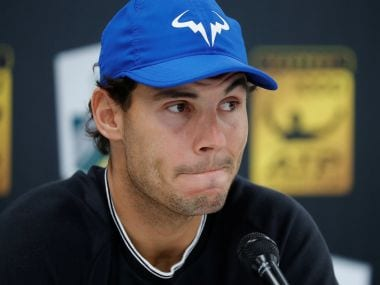 Mexican Open: Rafael Nadal unfazed by rankings race, says he's focused on playing tournaments that he likes