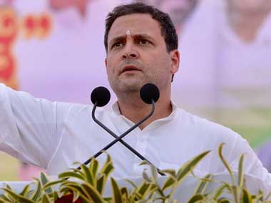 'Magician' Narendra Modi can make even democracy disappear, says Congress president Rahul Gandhi
