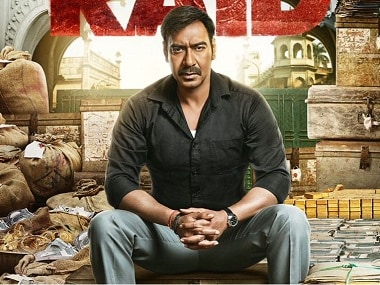 Raid: First look of Ajay Devgn's upcoming film looks intriguing; film to release on 16 March