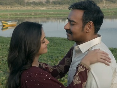 Raid song Sanu Ek Pal Chain, featuring Ajay Devgn and Ileana D'Cruz, celebrates Rahat Fateh Ali Khan's voice