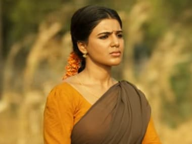 Watch: Rangasthalam teaser features Samantha Akkineni at her most natural, chirpy avatar yet