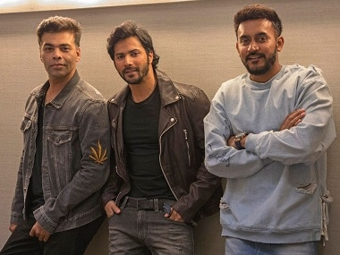 Rannbhoomi marks third collaboration of Varun Dhawan with director Shashank Khaitan and Karan Johar