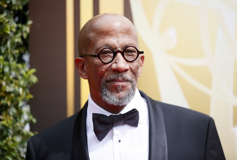 Actor Reg E. Cathey poses at the 2015 Creative Arts Emmy Awards in Los Angeles, California September 12, 2015. REUTERS/Danny Moloshok - GF10000203725