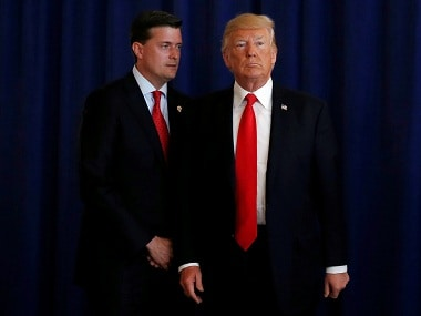 Donald Trump 'saddened' by domestic violence charges against former staff secretary Rob Porter, says White House