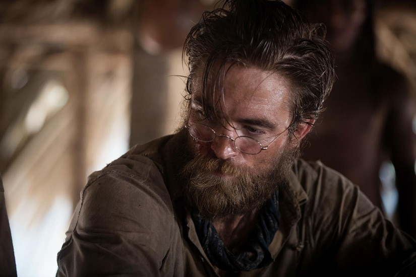 Robert Pattinson's performance (in The Lost City of Z) was the wild, beating heart of a film that should have garnered a lot more attention than it did