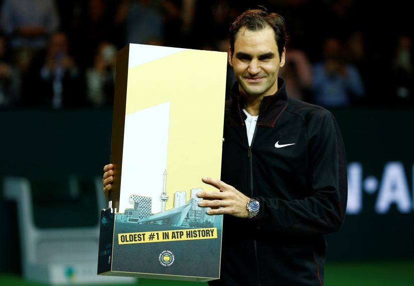 Federer wins Rotterdam Open for 97th title