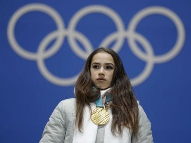 Winter Olympics 2018: Russia's first gold medal at Pyeongchang overshadowed by fresh doping case