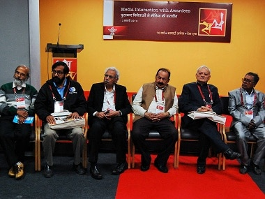 Sahitya Akademi Award presented to 23 writers; Malayalam author KP Ramanunni donates prize money