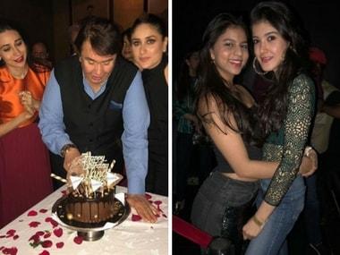 Kareena, Karisma celebrate Randhir Kapoor's birthday; Suhana Khan, Shanaya Kapoor pose together: Social Media Stalkers' Guide