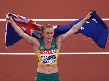 Laureus World Sports Awards: Sally Pearson on her comeback in 2017 and plans for Commonwealth Games 2018