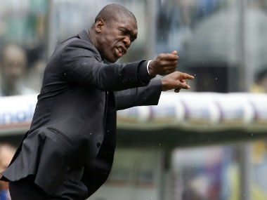 File image of Clerance Seedorf. Reuters